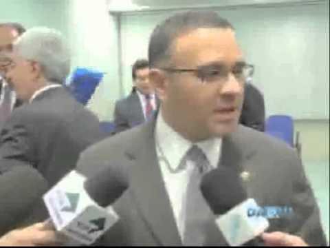 Visita do presidente de El Salvador no Senai