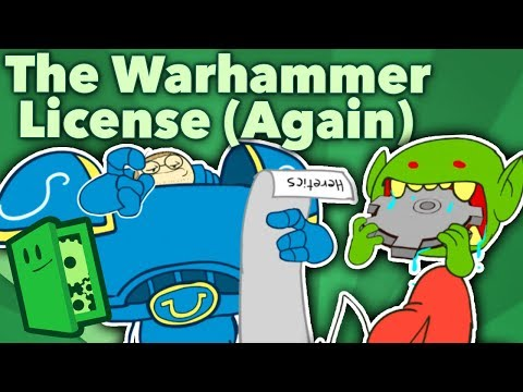 The Warhammer License (Again) - Did Games Workshop's Gamble Work? - Extra Credits