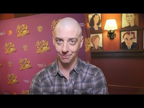 Thumbnail: Christian Borle Gives Us a Golden Ticket Into the World of Charlie and the Chocolate Factory