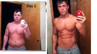 30 Weeks body transformation before & after