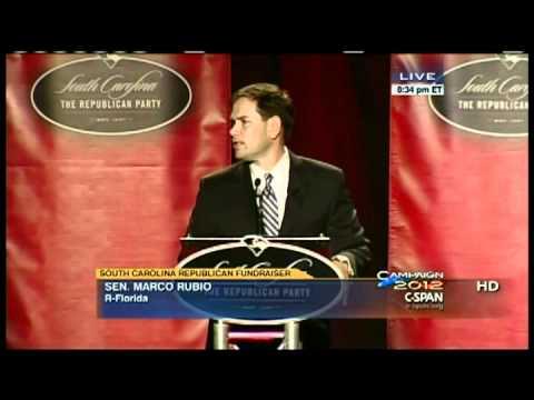 Marco Rubio Keynotes SC GOP 5.19.2012