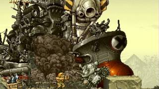 Metal Slug X: Super Vehicle-001 Walkthrough/Gameplay Neo Geo
