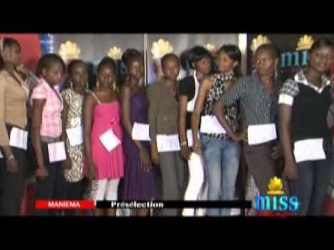 Miss RD Congo Maniema EP1