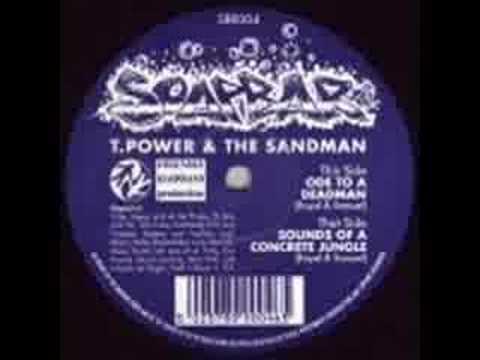 T.Power & The Sandman - Sounds Of A Concrete Jungle