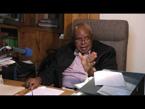 Odera Akang'o. The Luo Benevolent Dictator.
