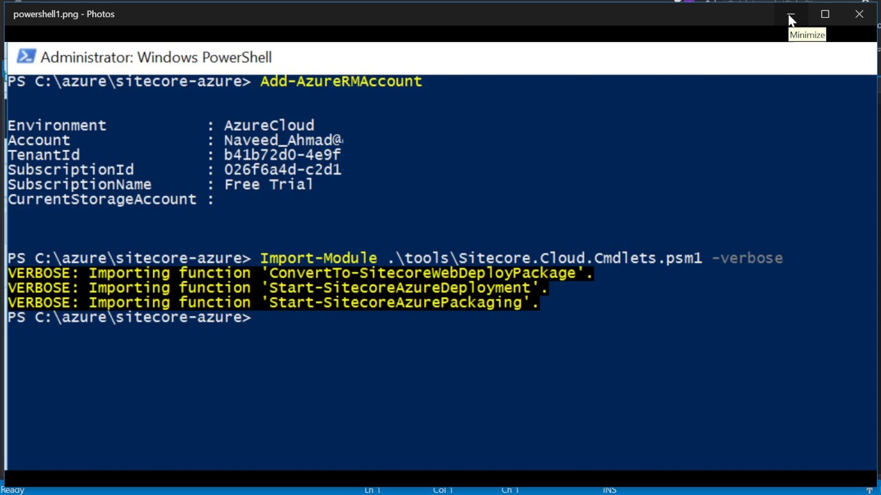 Sitecore Azure Deployments Using Arm Templates And Sitecore Azure