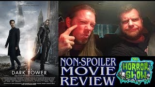 """The Dark Tower"" 2017 LIVE (and RAW) Movie Review"