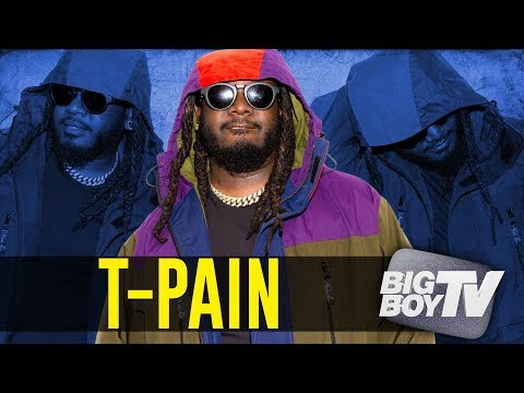 T-Pain on Being Independent Jussie Smollett Tekashi 6ix9ine Tristan Thompson & More