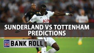 Sunderland Vs Tottenham   Soccer Picks & Predictions   Tues 31st Jan