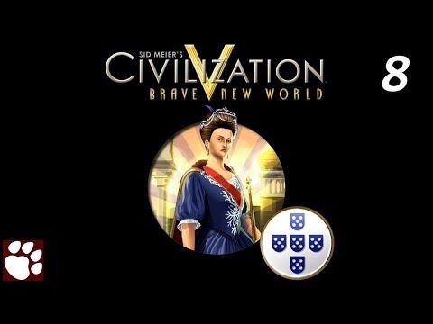 Civilization 5 - Portugal (Episode 8)