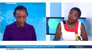 La page sport de Lise-Laure Etia