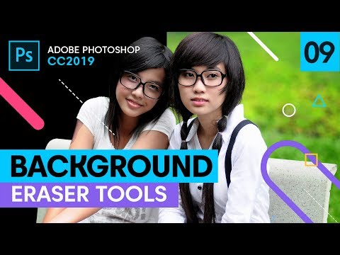 How to Remove Background in Photoshop | Episode 9