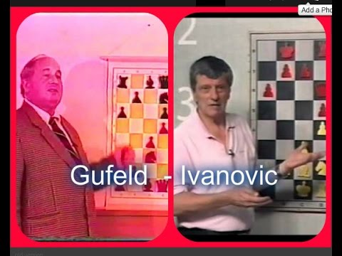 Izuzetan primer za napad - GUFELD vs IVANOVIC - Sicilijanska odb.  # 653