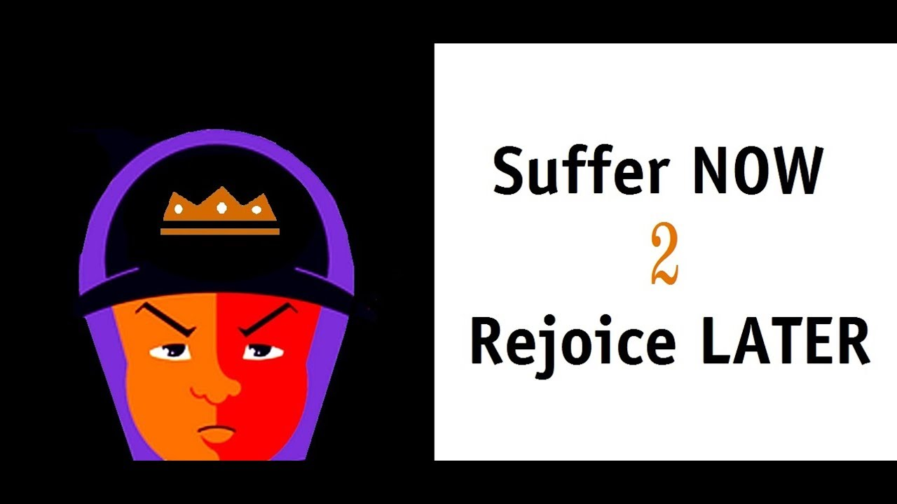 (Spiritual Video): Suffer NOW 2 Rejoice Later