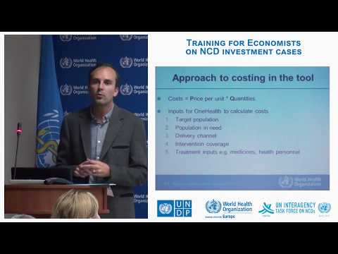 Tools for investment cases (session 7)