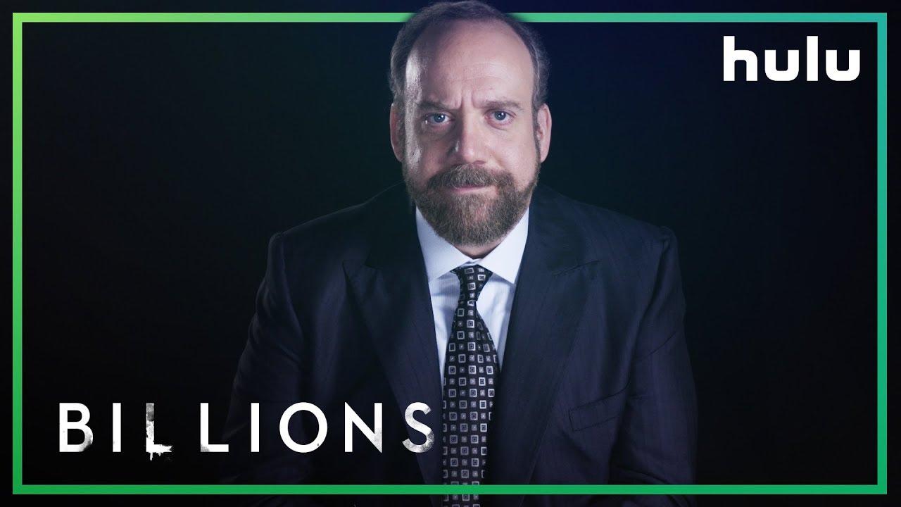 Billions • It's All On Hulu
