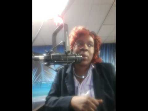 Rene's Steppin Out on Faith show Live