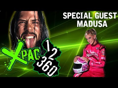 Madusa Sits Down With X-Pac - AfterBuzz TV's XPac 12360 Ep. #47