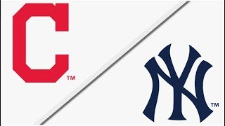 Cleveland Indians vs New York Yankees | Full Game Highlights | 5/6/18
