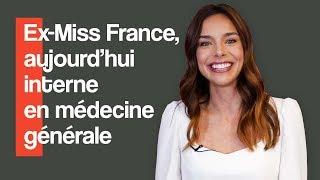Marine Lorphelin – Ex-Miss France et interne en médecine générale