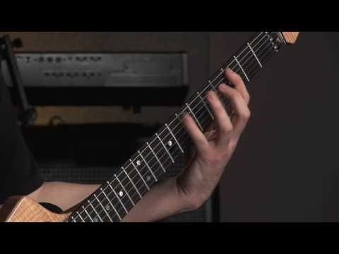 Greg Harrison  Guitar   Neo Classical Shred