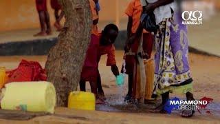 World Vision asigura apa potabila pentru oamenii din zona rurala a Africii