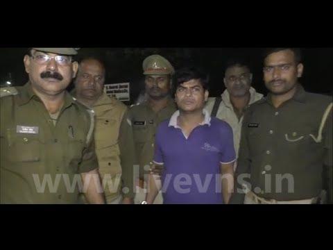#Varanasi : बनारस सहित आस पास के जिलों से वसूलता था गुंडा टेक्स, आदमपुर पुलिस ने मुठभेड़ में दबोचा
