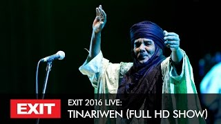 EXIT 2016 | Tinariwen Live @ Main Stage FULL HD Show