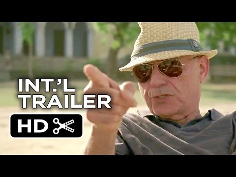 Million Dollar Arm UK TRAILER (2014) - Alan Arkin Baseball Movie HD