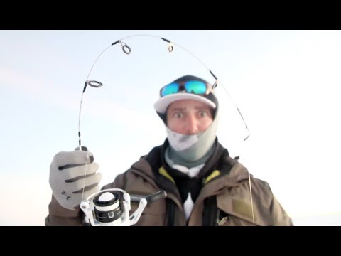 Going Ike Season 4 Episode 4 - Ice Fishing On Mille Lacs