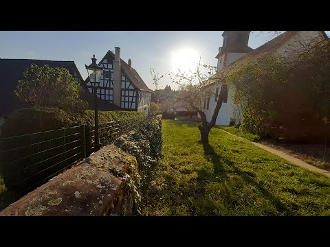 Kirche Hüttengesäß Video-Andacht Karfreitag 10. April 2020