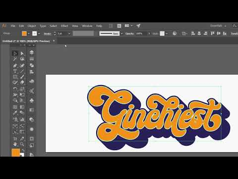 How To Make Shadow Effect - Ginchiest Font