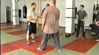 Семинар по прикладным аспектам китайских боевых искусств 02