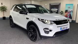 2015 Land Rover Discovery Sport HSE Black Edition For Sale In Cardiff