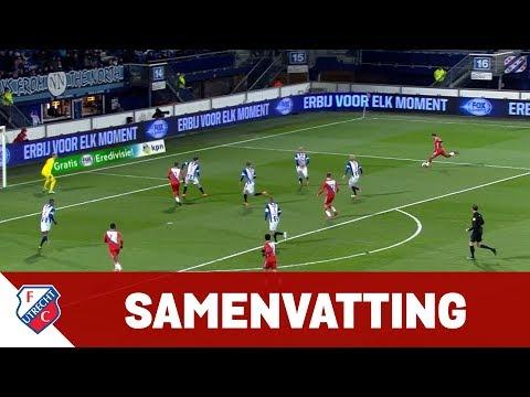 SAMENVATTING | SC Heerenveen - FC Utrecht