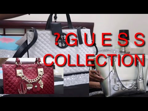 ❓GUESS AUSTRALIA HANDBAGS COLLECTION | VLOGS