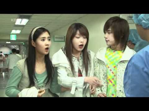 Yuri & Sooyoung (SNSD) Unstoppable Marriage E096 Mar27.2008 GIRLS