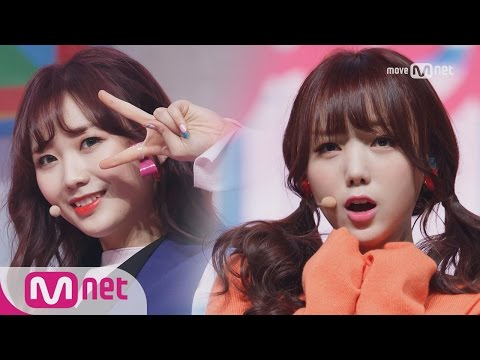 [Lovelyz - Wow] Comeback Stage | M COUNTDOWN 170302 EP.513