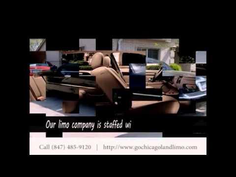 Venetian Village IL Limo Service 847 485 9120 O'hare Limousine Rental Midway Airport Car Service