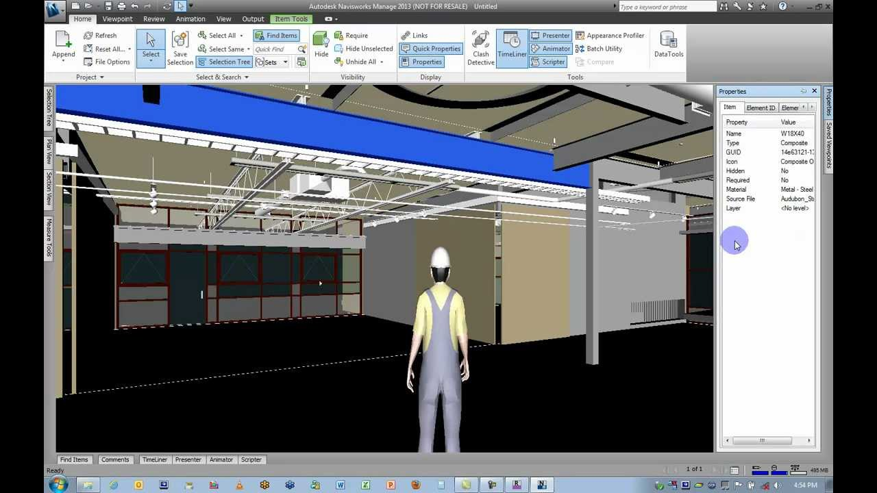 how to find out who has worked on revit file