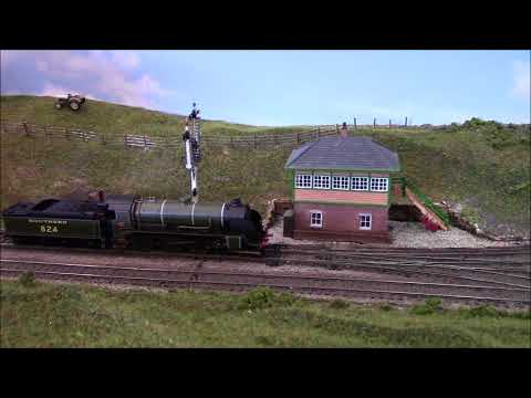 Model Railways Plus 2017 - Tinkers Park