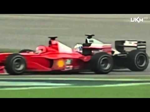 Michael Schumacher   The Driving Phenomenon   1991   2012 Tribute