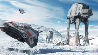 11 Minutes of Hoth Gameplay in Star Wars Battlefront 2 (1080p 60fps)