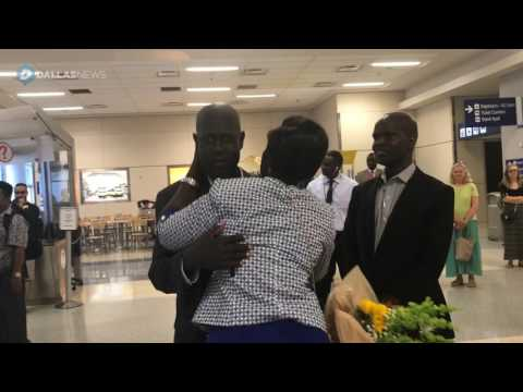 South Sudanese lost boy reunites with mother after 30 years
