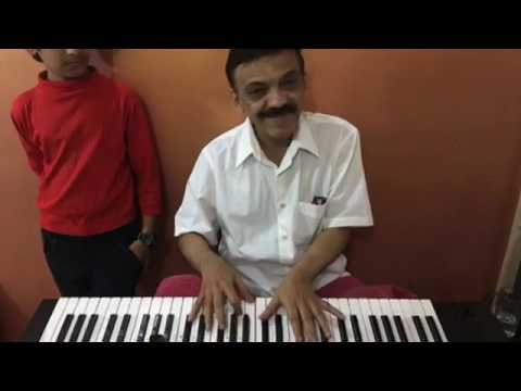 Harmony in bollywood songs ,practicals Pallav's keyboard lessons .