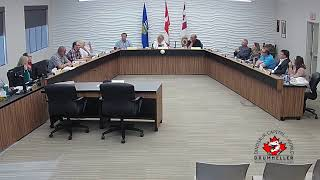 Town of Drumheller Regular Council Meeting May 27, 2019