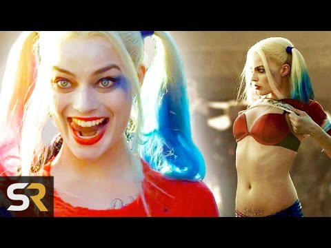 10 Amazing Things To Expect In The HARLEY QUINN Suicide Squad Spin-Off Movie