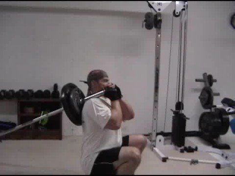 Hit Your Legs With Barbell End Hack Squats Youtube