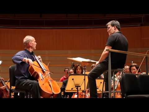 Schumann's Cello Concerto in Costa Mesa