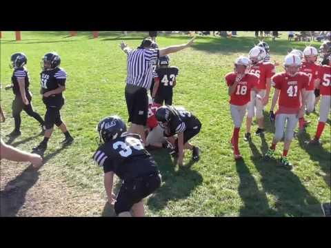 Assurity Red D vs Elks Silver  October 23, 2016